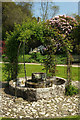 SX4866 : Cider house garden, Buckland Abbey by Derek Harper