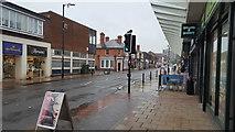 SP2871 : Kenilworth, Warwick Road by Peter Mackenzie