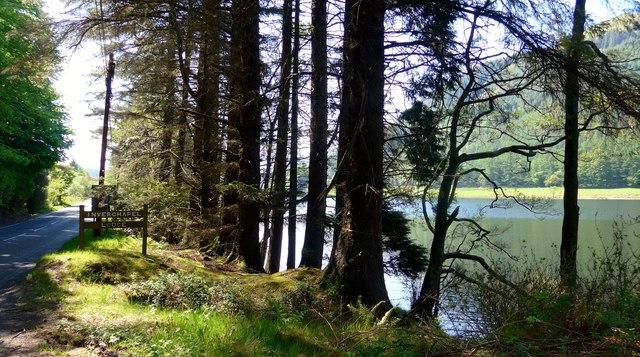 At Inverchapel Lodge by Loch Eck