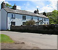 SO1723 : Mill Cottage in Felindre near Cwmdu, Powys by Jaggery