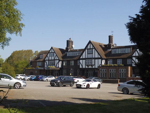 Leeds Mercure Hotel near Adel