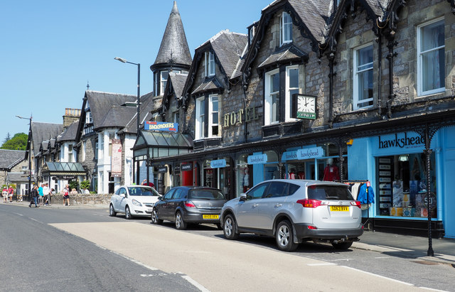 Pitlochry Backpackers' Hotel