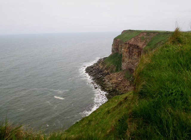 North  Cliff  from  the  Cleveland  Way