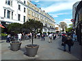 TQ2678 : Thurloe Street, South Kensington by Malc McDonald