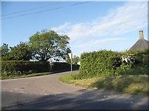 TL3252 : Old Wimpole Road, Arrington by David Howard