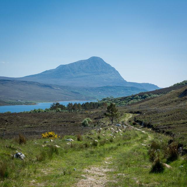 Loch Hope Woodland Path