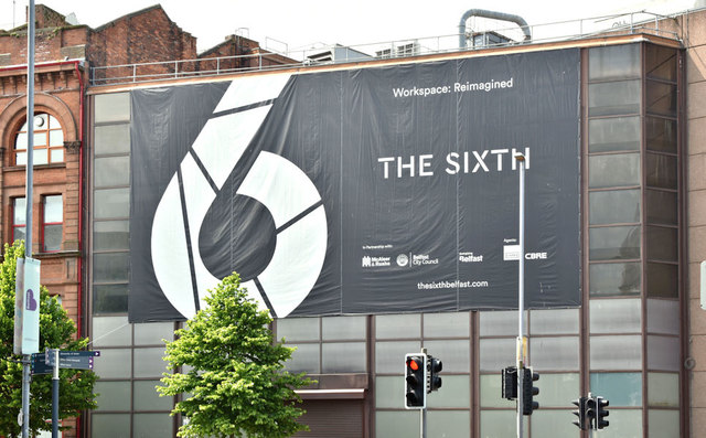 """""""The Sixth"""", Belfast (May 2018)"""