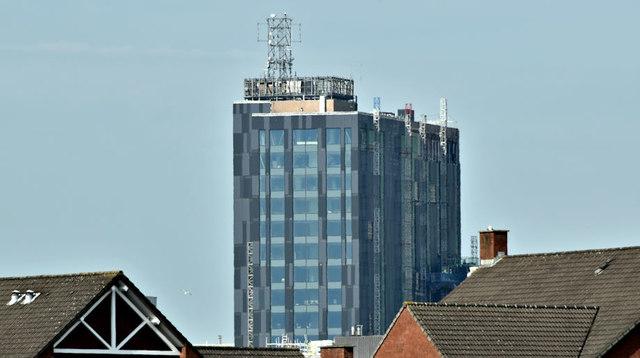Windsor House redevelopment, Belfast - May 2018(13)