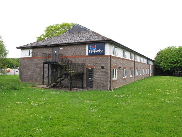 Travelodge motel, Southwaite Services M6