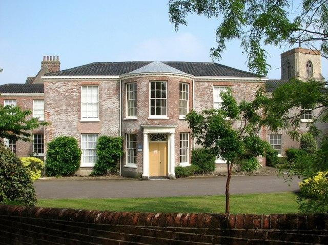 St Helen's House/Great Hospital