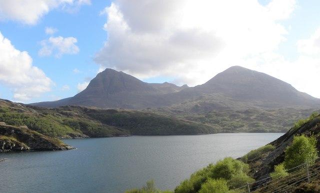 Loch a' Chairn Bhain