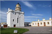 NJ9967 : Kinnaird Head Lighthouse, Fraserburgh by Bill Harrison