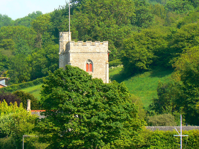 Tower, St Michael's Church, Axmouth
