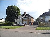 TL2433 : Houses on Clothall Road, Baldock by David Howard