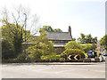 SE2443 : St Giles church, Bramhope by Stephen Craven