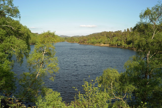 Shore of Loch Affric