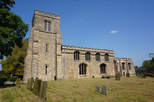 St Botolph's Church, Saxilby