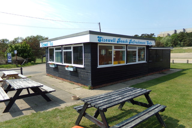 Sizewell Beach Refreshment Cafe