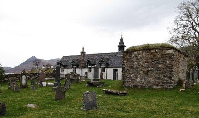 Assynt old church