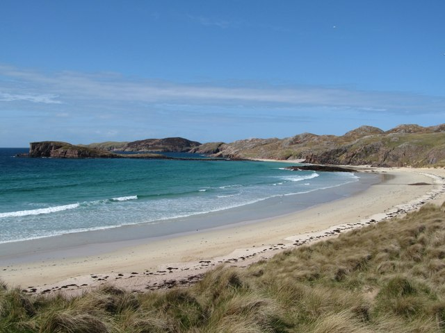 The beach at Oldshoremore