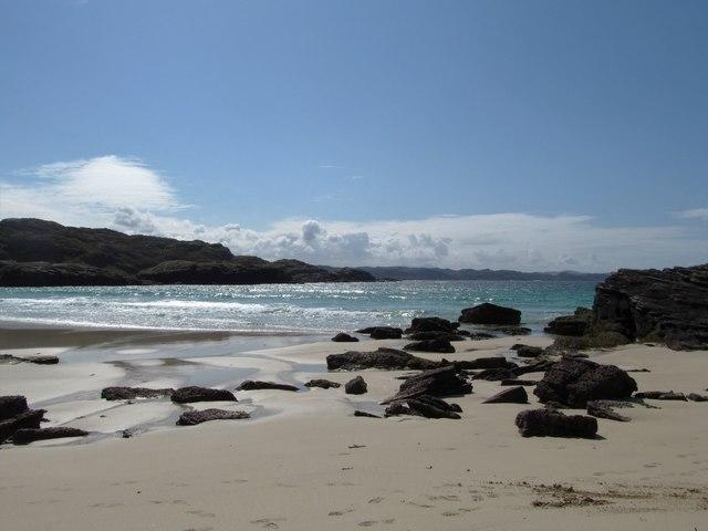 Oldshoremore beach