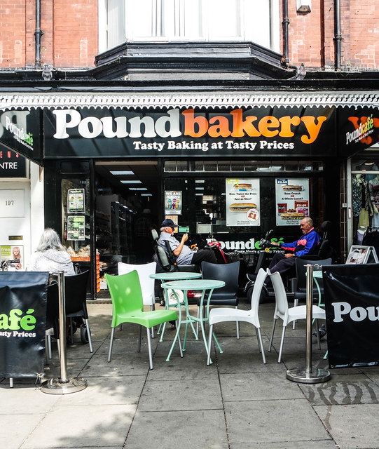 Pound Bakery, Lord Street, Southport
