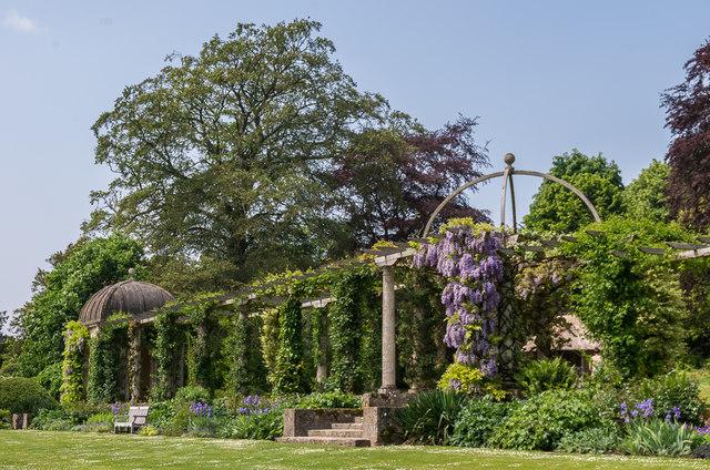 The Pergola, West Dean Gardens