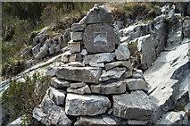 NH0064 : Mountain Trail Cairn by Julian Paren
