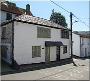 SX2553 : Old Forge and Wheelwright, Looe by Jaggery