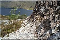 NG9963 : On the Beinn Eighe Reserve Mountain Trail by Julian Paren