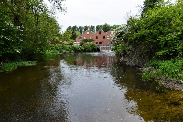 Bawburgh: The River Yare