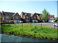 SK0405 : Houses in Cygnet Drive, Brownhills by Christine Johnstone