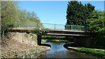 SK0305 : Jolly Collier Bridge, from the west by Christine Johnstone