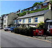 SX2553 : Little Mainstone Guest House in Looe by Jaggery