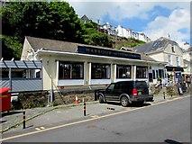 SX2553 : Harbour Moon Inn, Looe by Jaggery