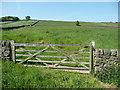 SE0326 : Gate on Sowerby Bridge FP20 by Humphrey Bolton