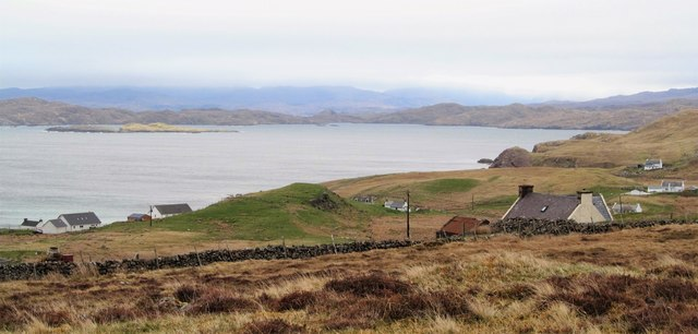 View over Culkein