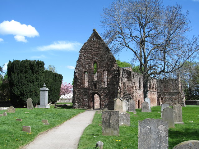 Beauly Priory ruins