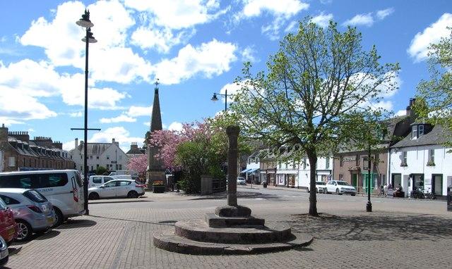 Beauly main street