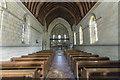SE9276 : Interior, St Andrew's church, East Heslerton by J.Hannan