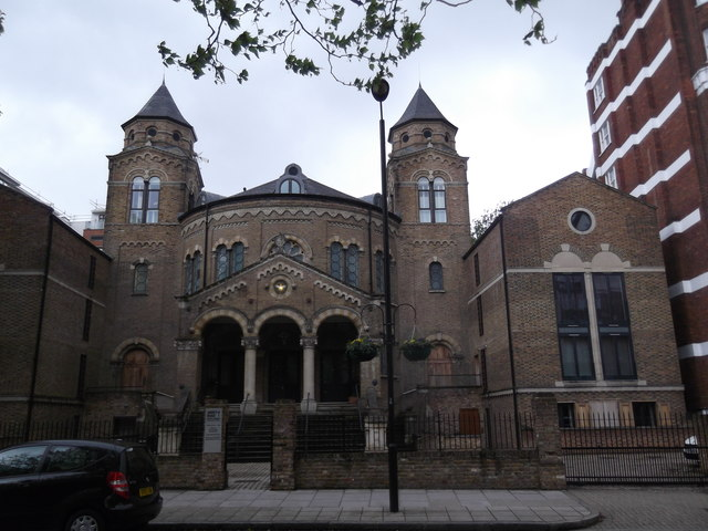 Abbey Road Baptist Church NW8