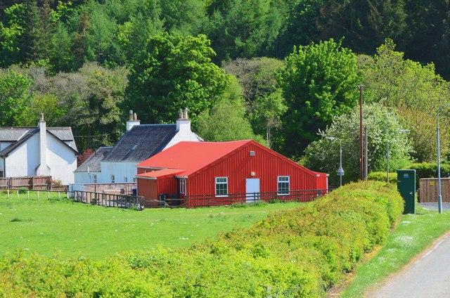 Yarrowford Village Hall