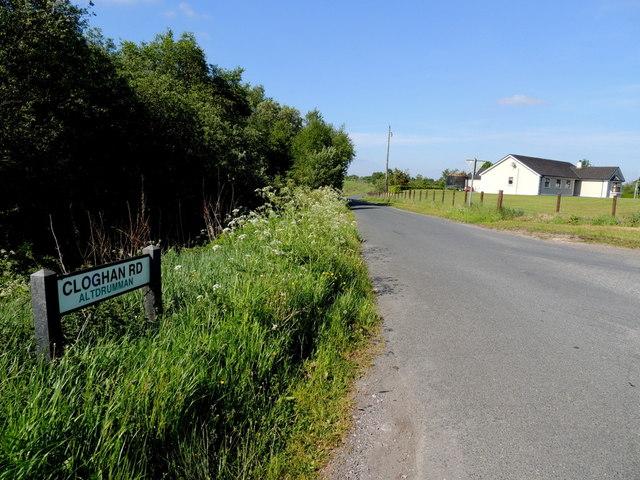 Cloghan Road, Altdrumman