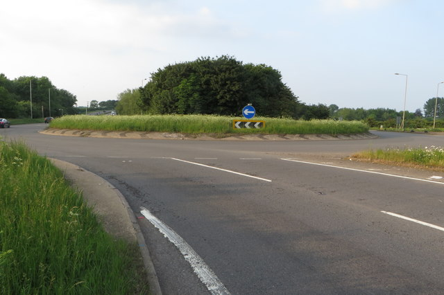Barley Mow Roundabout