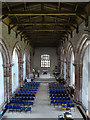 NY1750 : Interior of Abbeytown Parish Church by Anne Burgess