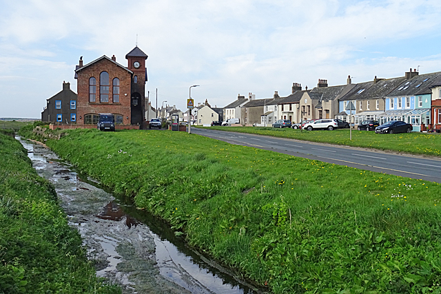 Allonby Beck and Working Men's Reading Room