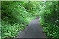 SE3041 : Path along the south bank of Eccup Reservoir by Rich Tea