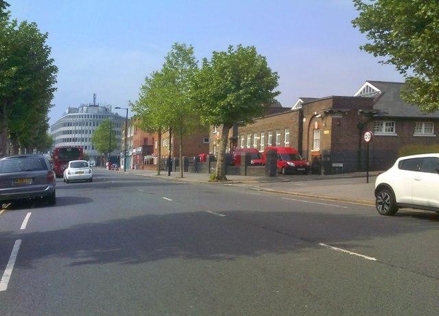 Brighton Road