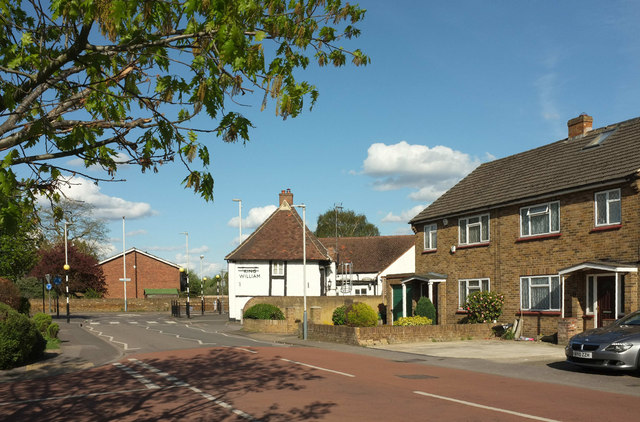 Harmondsworth Lane, Sipson