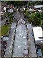ST4553 : Roof of St. Andrew's Church, Cheddar by PAUL FARMER